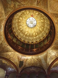 Flagler College rotunda