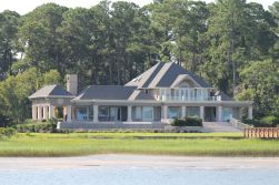 Hilton Head from the water